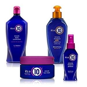 Other - It's a 10 hair products